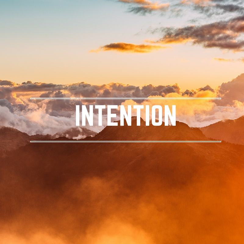 What Intention Is Really All About