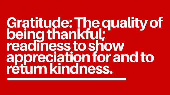 10 Ways to show Gratitude through Action