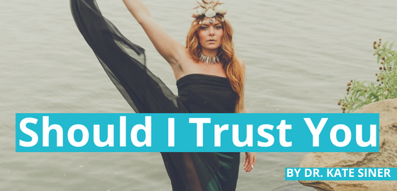 Should I Trust You: What Does a Trustworthy Person Look Like?